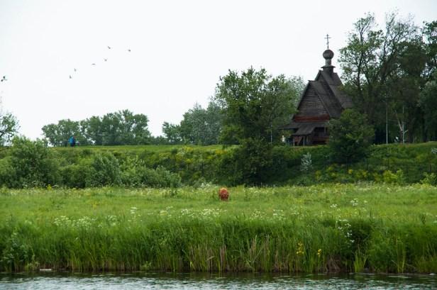Никольская (Глотовская) церковь