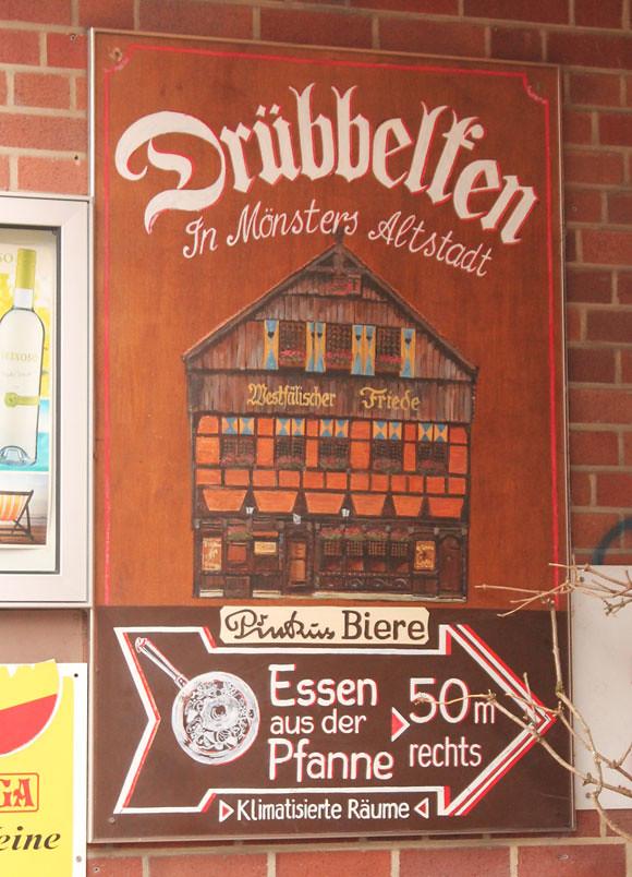 Drübbelken Münster