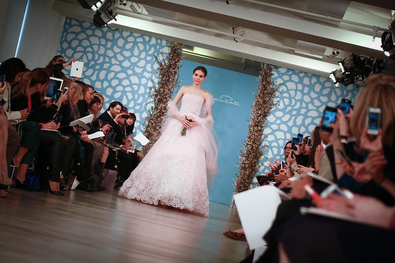 Oscar de la Renta Bridal 2014 - 230