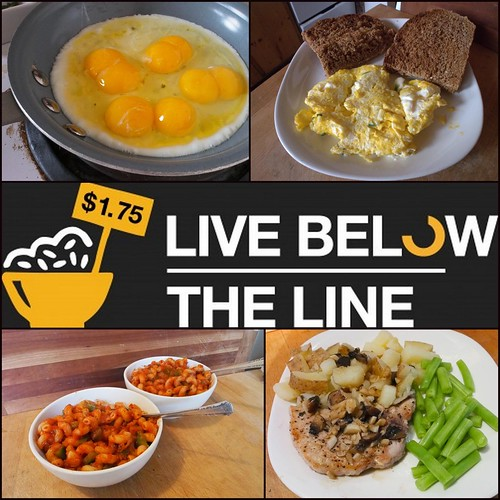 Last Day - Day 5 - Live Below The Line