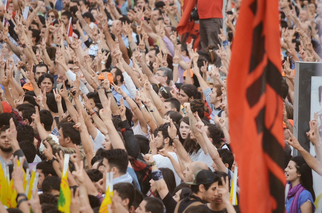 Crowd Chanting