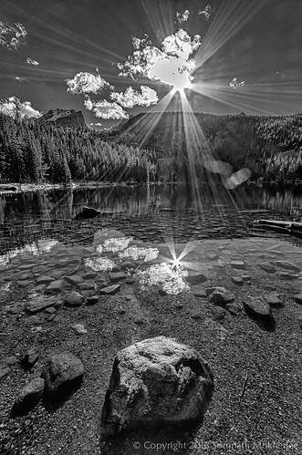 Bear Lake | Rocky Mountain National Park, CO | June, 2013 by Somnath Mukherjee Photoghaphy