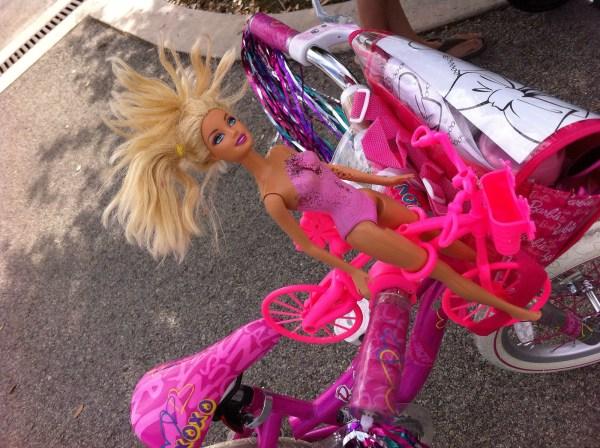 Kyle Texas Daily Biker Barbie