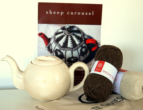 Sheep Carousel by Kate Davies