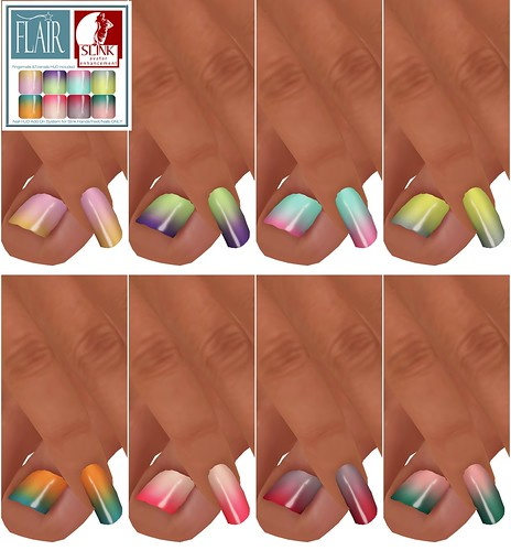 Flair - Nails Set 31