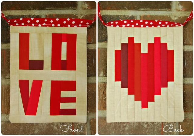 Boston Love Banners