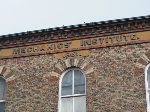 1861 Mechanics Institute, Guisborough