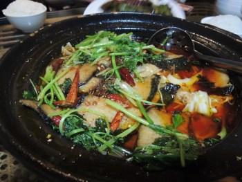 Vege Zen mala fish hotpot