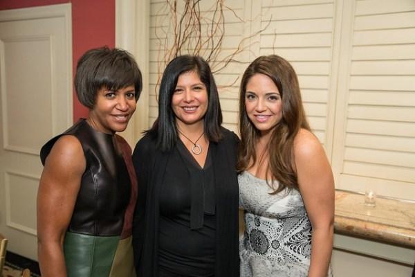 Jeana Toney, Xochi Birch, Jacqueline Sacks