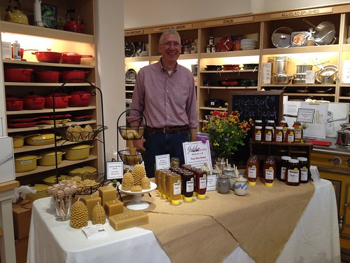Mark at Williams-Sonoma