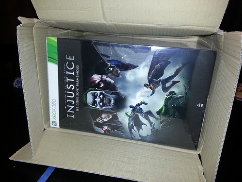 injustice - collector