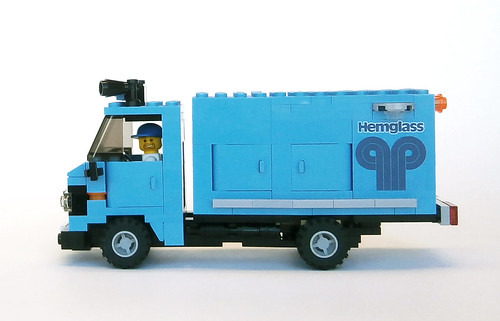 Swedish ice cream van