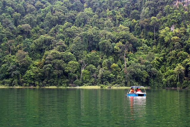 Lake of pregnant maiden - Langkawi