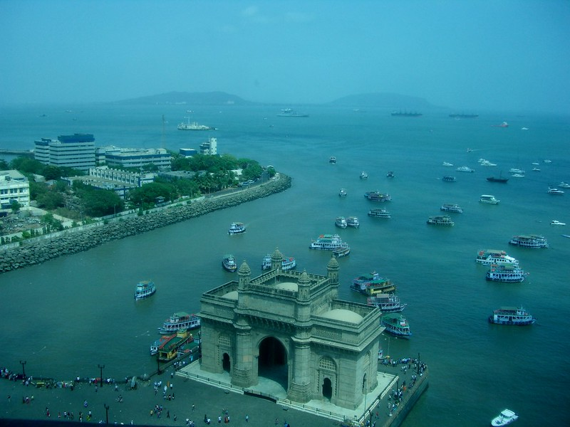 India Mumbai Gateway to India