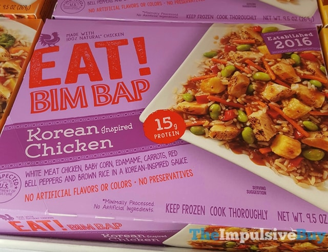 Eat! Bim Bap Korean Chicken