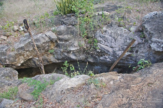 naturist 0001 cenotes near Merida, Yucatan, Mexico