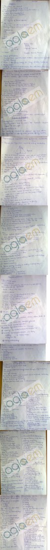 DTU Notes - 1 Year PIE - Hazra Chaoudhary