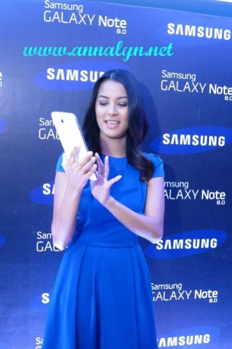 Bianca Gonzalez for Samsung