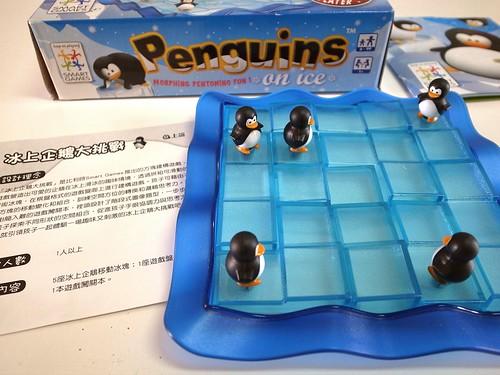 【益智玩具】冰上企鵝大挑戰