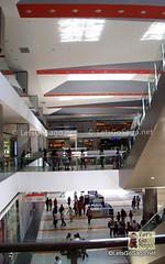 Origami-inspired Mall Design
