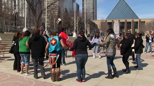 Idle No More Earth Day March/Rally