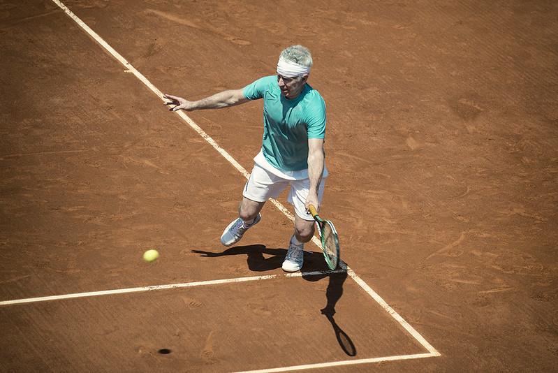 Une légende McEnroe