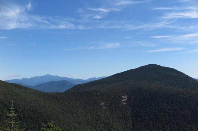 Mt Whiteface View Mt Washington