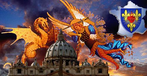 Der Vatikan - Wer wird siegen?