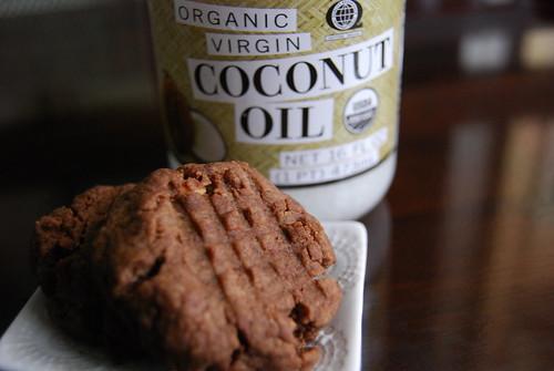 Cocoanut cookies