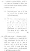 DU SOL B.Com. Programme Question Paper - Financial Management - Paper XVI