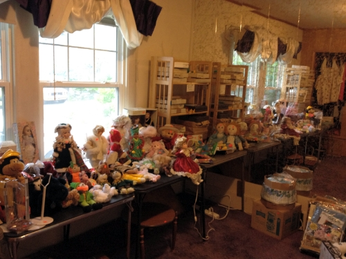 The room of dolls