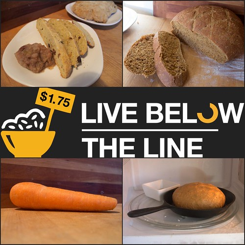 Day 3 Live Below The Line