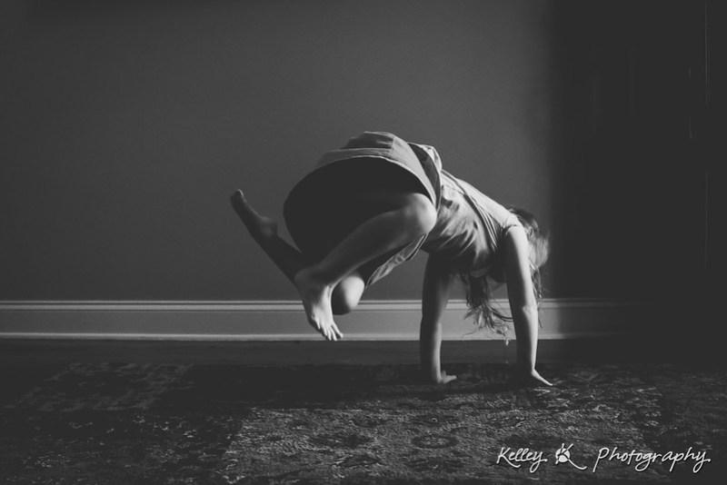 10/365 - Cartwheel practice