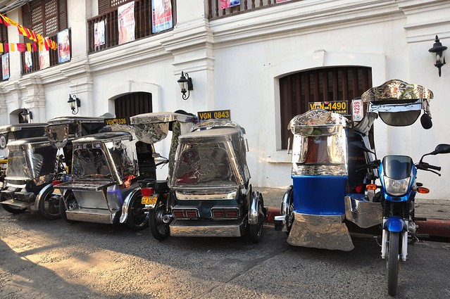 Vigan Tricycle