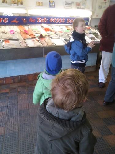Derby fish market