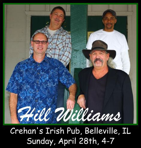 Hill Williams Band 4-28-13