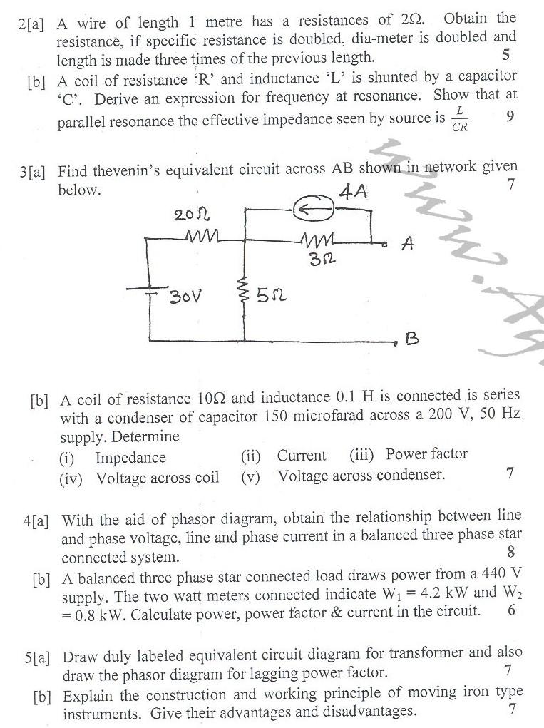 DTU Question Papers 2010 – 2 Semester - End Sem - IT-111