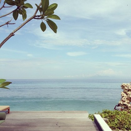 good morning! #lombok2013