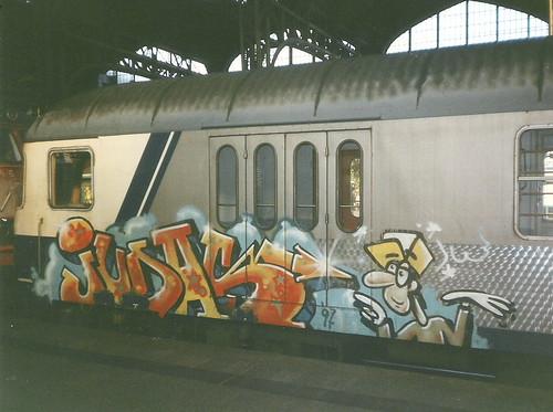 Judas by graffiticollector