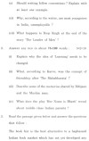 DU SOL B.A. Programme Question Paper - English A - PaperV