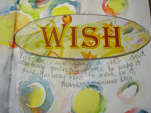Wishes close up