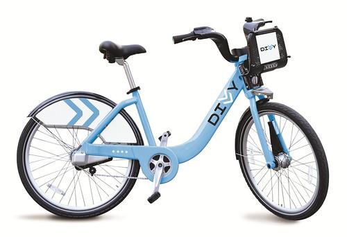 Divvy Bike Image