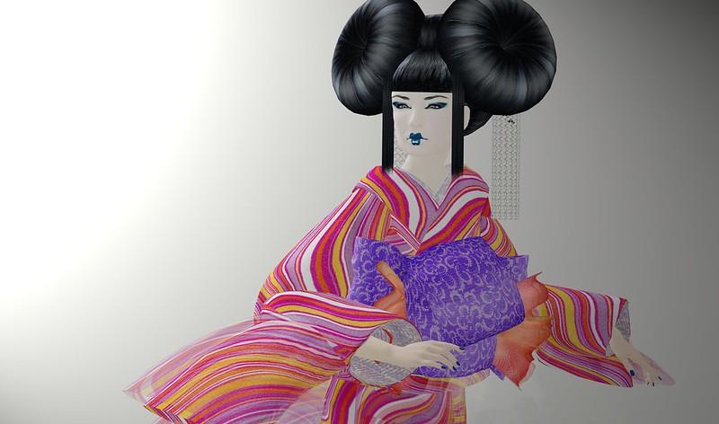 81. | Geisha