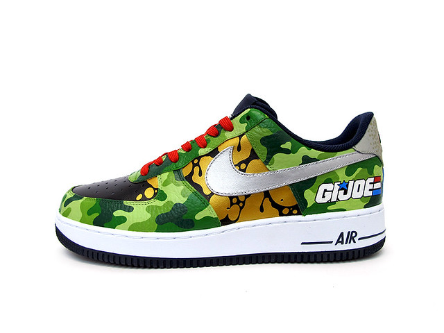 GI Joe Air Force 1