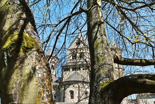 Klosterkirche by Alexandra Wirth