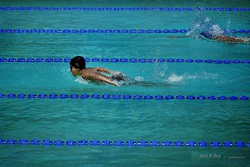 Training pool by Rey Cuba