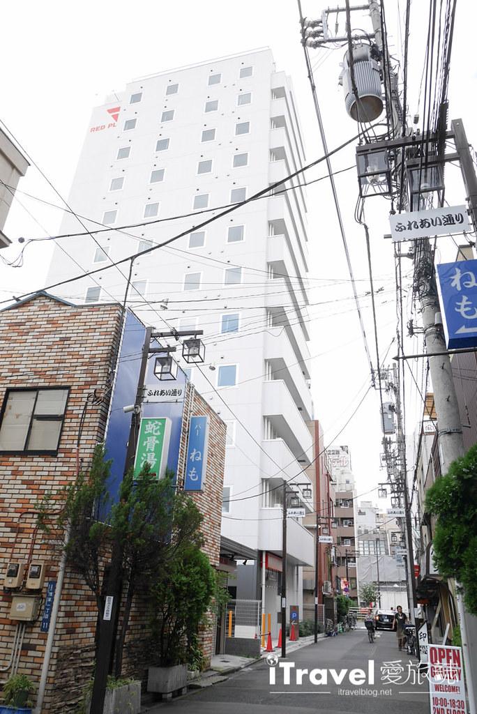《东京酒店推介》浅草红色星球酒店:雷门商圈购物超方便