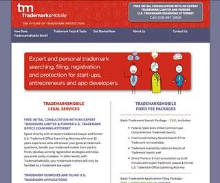 Trademarksmobile Website