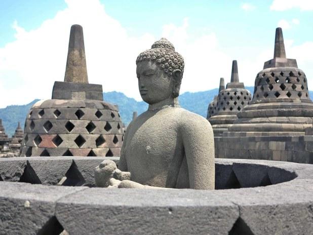 Excursión a Borobudur