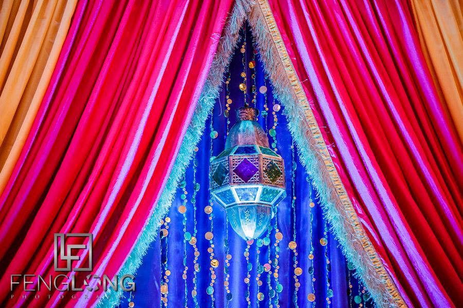 Dholki ceremony details